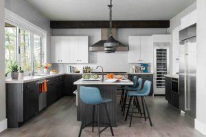 7 điều cần biết trong thiết kế phòng bếp đẹp năm 2021
