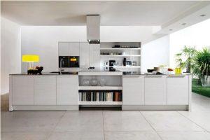 Cách chọn gạch ốp lát bếp đẹp, ấm cúng | An Hà Phát