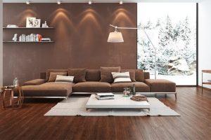 Cách phối màu gạch lát nền và ốp tường trang trí chuẩn, đẹp