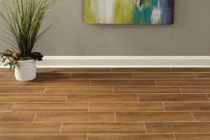 6 Lợi ích khi dùng gạch vân gỗ lát nền cho không gian gia đình