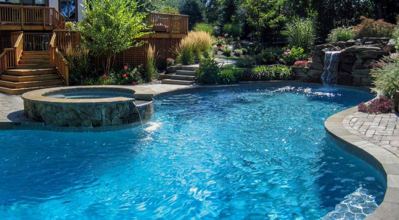 các loại gạch ốp bể bơi